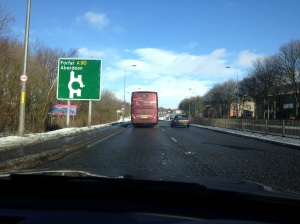 the road to aberdeen