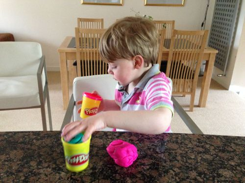 mummykimmy playdoh