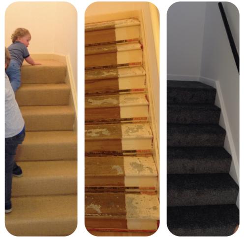 Mummykimmy stairs ba